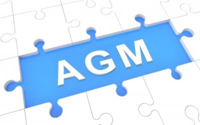 Want to get involved?  AGM Wednesday 24 March