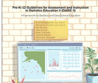 Teaching statistical literacy – GAISE II report released