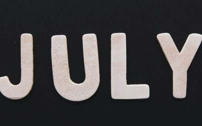 July: what's been in the news?
